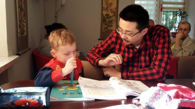 Lekcje z native speakerami – galeria zdjęć